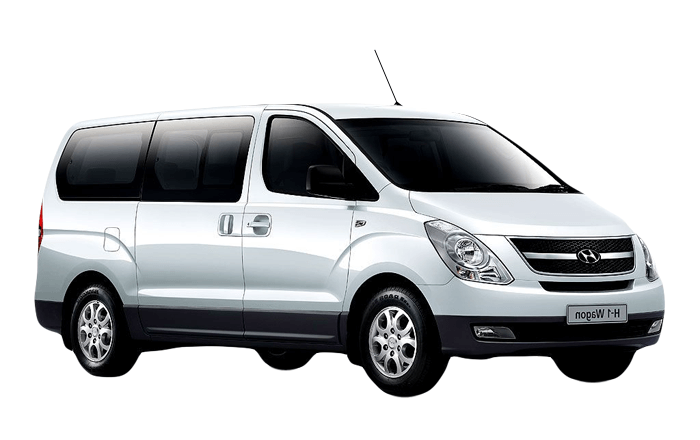 hyundai h1 minibus rental hyundai van hire pace car rental. Black Bedroom Furniture Sets. Home Design Ideas
