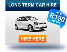 Car Rental Without A Credit Card In Cape Town