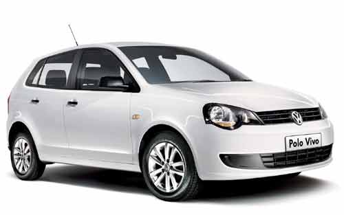 Hire a 1.4 VW Polo Vivo | Polo Vivo Rental Johannesburg