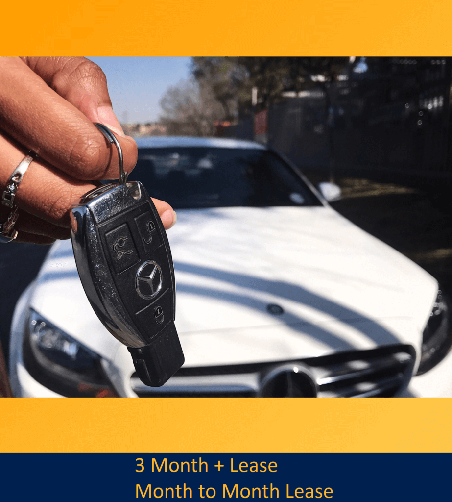 Monthly Car Hire South Africa