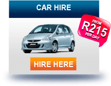Car Rental South Africa Car Hire Johannesburg Cape Town