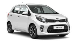 Automatic Kia Picato Hire