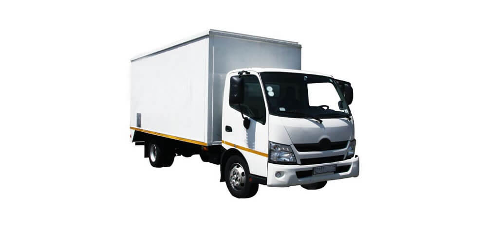 4 Ton Truck Rental With Tail Lift