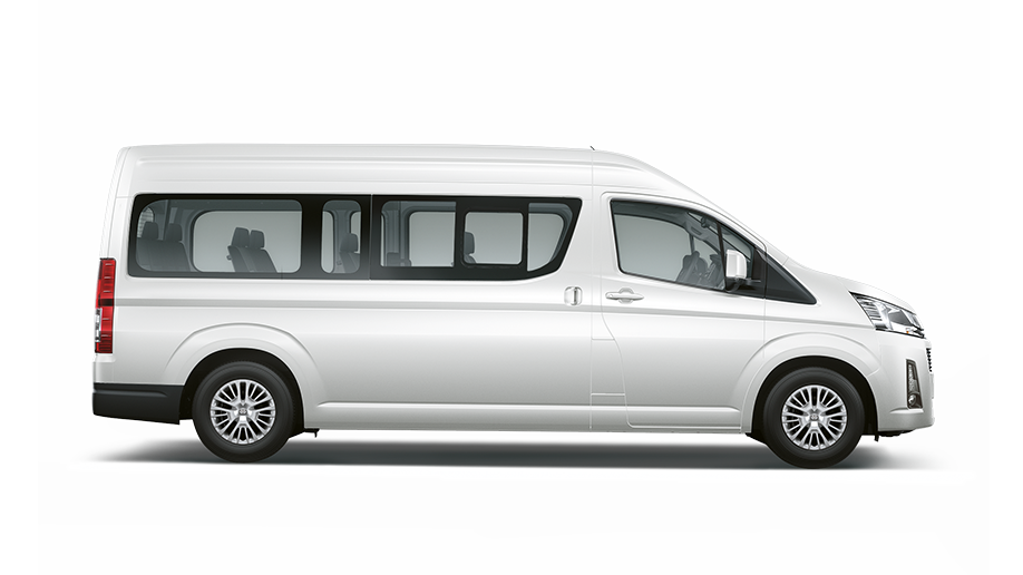 2019 New Luxury Toyota Quantum 14 Seater Rental