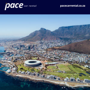 Long term car rental in Cape Town with Pace Car Rental Cape Town