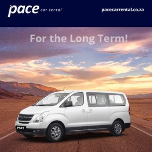 Staff transport with Pace