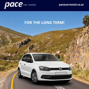 Affordable long term car rental with Pace