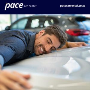 Affordable car rental with Pace