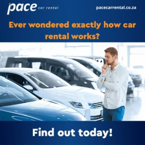 How car rental works in South Africa